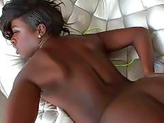 Black Babe Tyera Brooks In The Sweet Fucking Mood